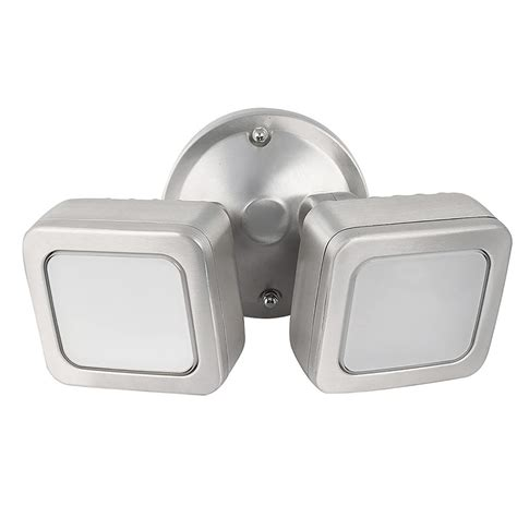 twin head outdoor light lithonia lighting black bronze outdoor led wall mount