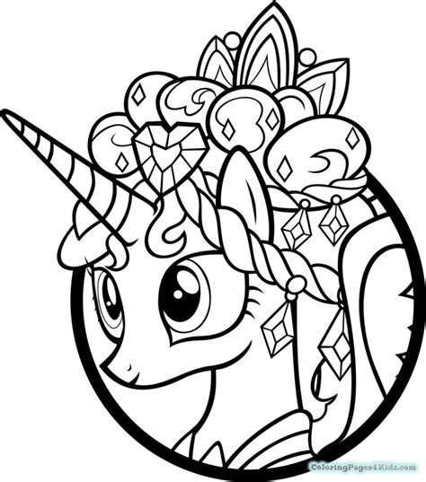 my little pony coloring pages cadence my little pony coloring pages princess cadence wedding