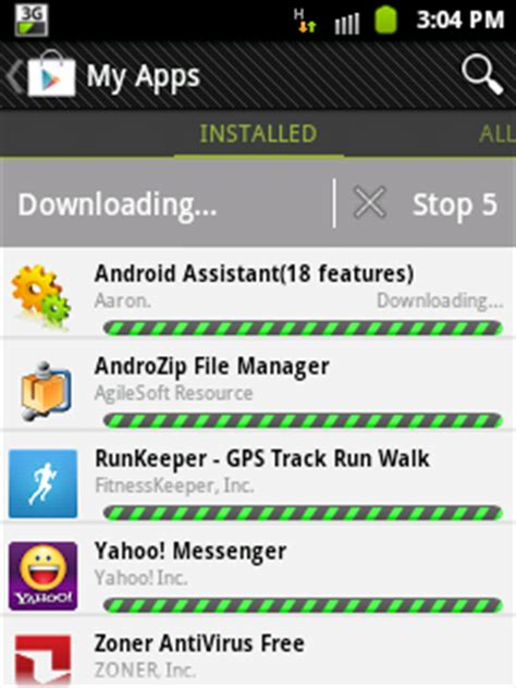 how do you update apps on android how to update all android apps at once in play store pcnexus