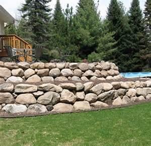 Retaining wall ideas garden wall design and construction gabion1