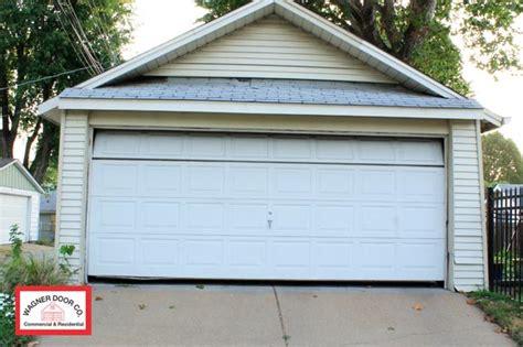 Wagners Garage by St Louis Garage Door Track Repair Garage Door Track