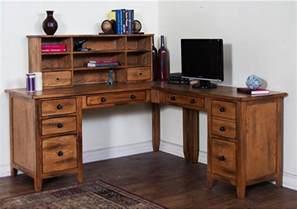 rustic l shaped desk rustic oak l shape desk oak l shape desk l shape desk