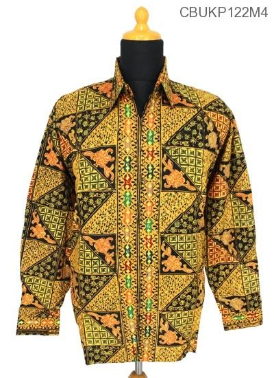 Mukena Colet Unik 4 kemeja batik motif sarpa tumpal kemeja lengan panjang