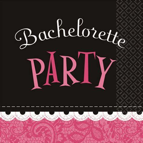 bachelorette dinner cheap bachelorette beverage napkins 16 count at