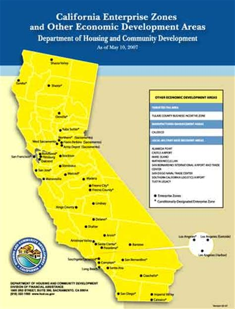 California Enterprise Zone Address Search Hcd Website 187 Ez Policy The Center Of The California Enterprise Zone
