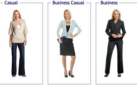 Mba Inteerviewr Said To Dress by Differences Between Casual Business Casual And Business