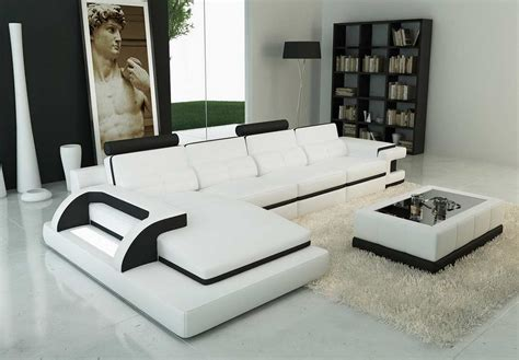 Modern White Leather Sofa Sectional Sofa Menzilperde Net White Sectional Leather Sofa Modern