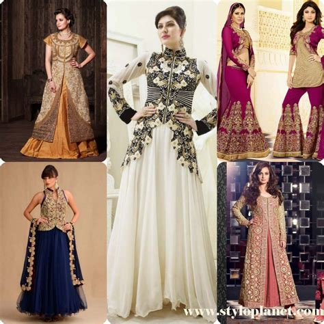 Indian wedding dresses 2016   mybestweddingplan.com