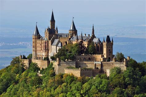 Hohenzollern Castle In Stuttgart Germany Picture