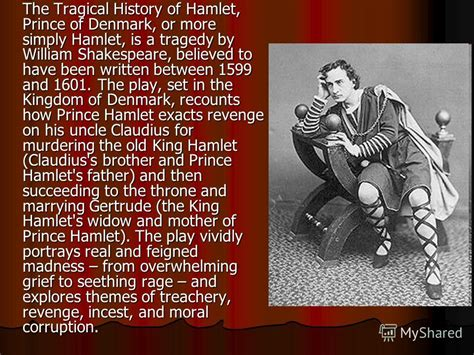 hamlet themes grief презентация на тему quot the language of hamlet william