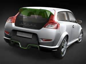 Volvo C30 Electric Car Price Volvo C30 Recharge Electric Car 3d Model Max 3ds