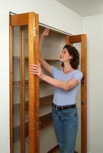 How To Fix A Closet Door 9 Best Images About Bi Fold Closet Doors On Pinterest Sliding Barn Doors Hallways And Folding