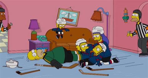 couch gags the simpsons constructing a couch gag part 1 videos
