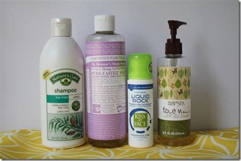my lovehate relationship with castile soap accidentally four natural beauty products i love and one i hate