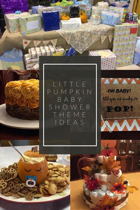 Pumpkin Baby Shower Theme by Pumpkin Baby Shower Theme Ideas Preemie