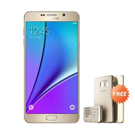 Keyboard Note 5 Gold Original jual samsung galaxy note 5 gold smartphone keyboard