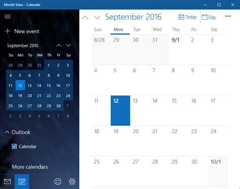 Windows Calendar Top 5 Best Calendar Apps For Windows 10 Windowsable