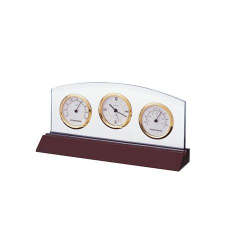 bulova desk clock price bulova weston desk clock hygrometer and thermometer model