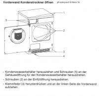 waschmaschine öffnen wama miele oder auch w 228 schetrockner 246 ffnen reparatur