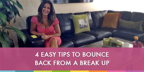 9 Ways To Bounce Back From A Up by Tandar Tanavoli Motivational Coach 4 Easy Tips