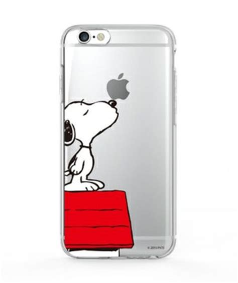 Snoopy For Iphone 6s by Peanuts Snoopy Iphone 6 6s Clear Cover Cell
