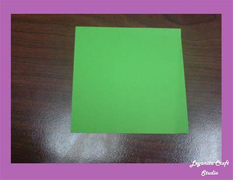 tutorial origami daun tutorial origami bunga tulip leyanita craft studio