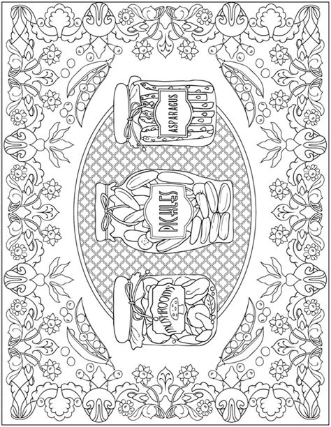 coloring books for adults publishers creative farmers market designs coloring book