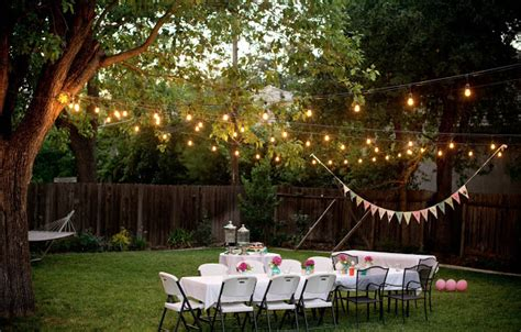 backyard decorations your next backyard bbq ideas household decoration
