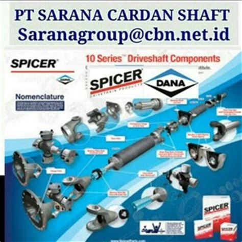 Harga Bearing Terlengkap by Jual Spicer High Perfomance Turbo Universal Joint