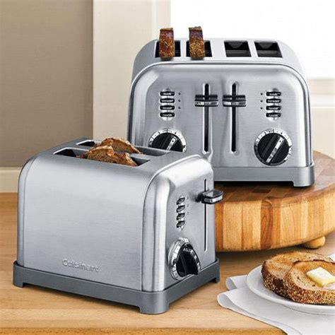 Cuisinart Metal Classic Toaster cuisinart metal classic toaster