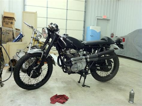 dragon tattoo motorcycle 1974 honda cb350 quot girl with the dragon tattoo