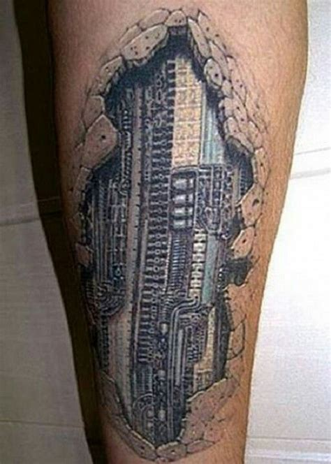 tattoo london under the skin robot under the skin tattoo 2d pinterest rob 243 tica y