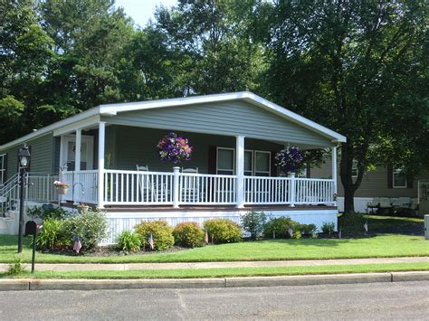 mobile manufactured homes for sale in nj for senior living