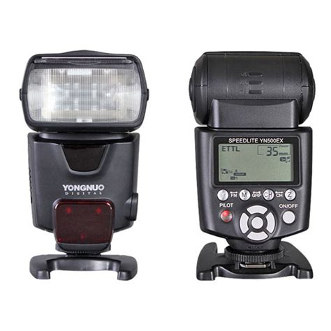 Harga Flash Yongnuo by Jual Yongnuo Speedlite Yn 500ex Canon Harga Dan Spesifikasi