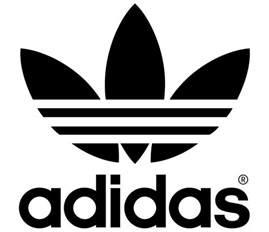 Adidas Lotus Logo Design Oddities The Strange Story Of The Adidas Logo