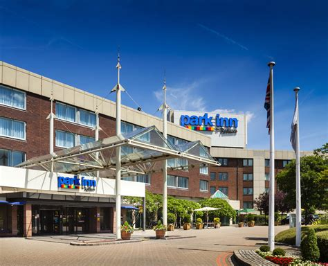 Park Inn By Radisson Heathrow Airport Hotel In
