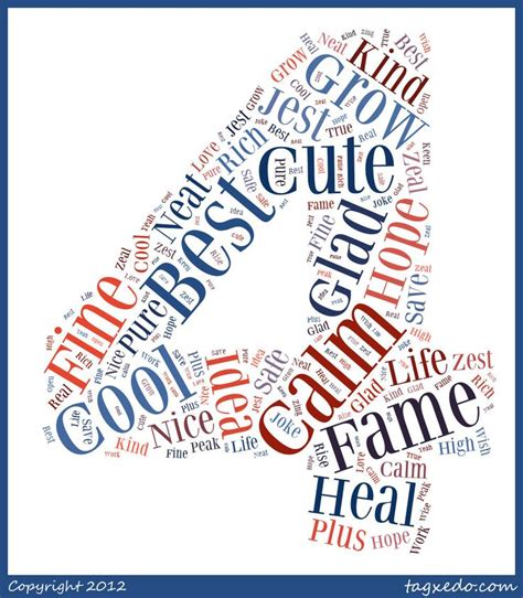 cool four letter words 4 letter words to inspire best calm cool cute dear fame 1137