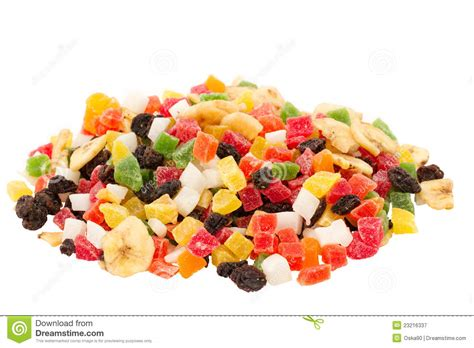Mixed Dried Fruit mixed dried fruits royalty free stock photography image 23216337
