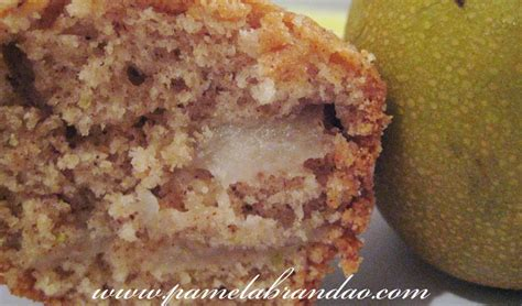 asian pear cake by perfect recipe