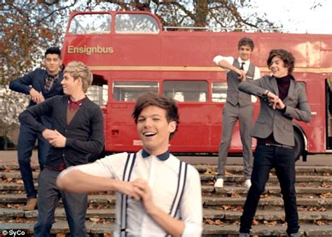 inbetweeners dance one direction one thing music video features the