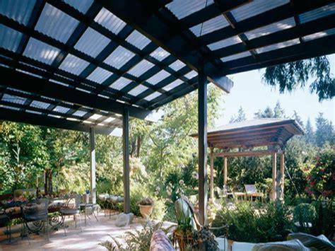 Fiberglass Patio Cover Fiberglass Roof Panels Installation Images