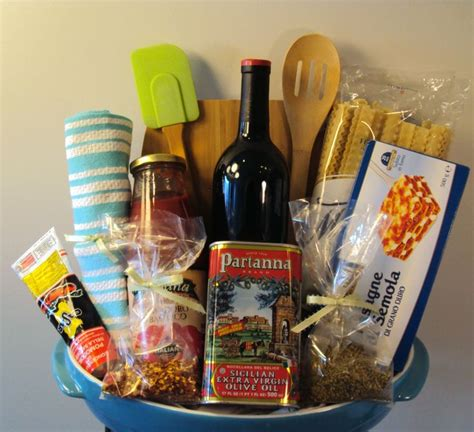 dinner gifts pin by joann mcculloch on gift baskets pinterest