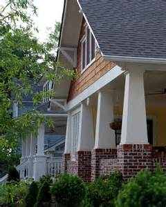 Ballard Design Chandeliers front porch elements of craftsman bungalows craftsman