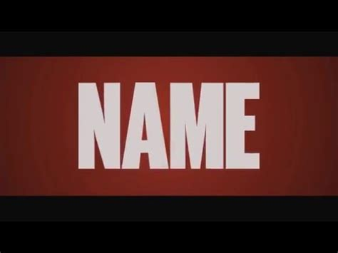 Free 3d Intro 1 Marvel Themed Intro After Effects Intro Template Youtube Marvel After Effects Template