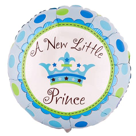 Balon Foil Baby Shower By Esslshop2 5pcs anagram 18 inch a new prince baby shower foil balloon balon baby boy s birthday