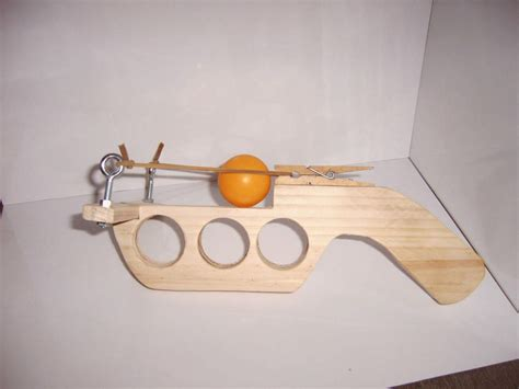 how to build a gun how to make a ping pong ball gun making the gun into a