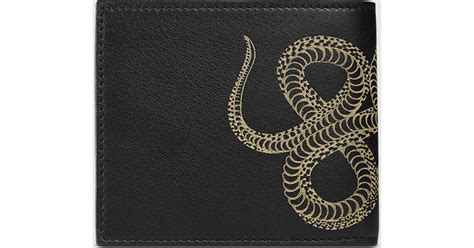 Kalung Leather Black gucci mens wallet best image collection
