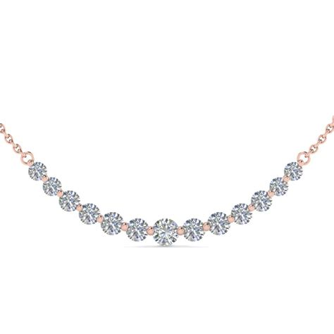 Diamant Halskette by Gold Necklace For Fascinating Diamonds