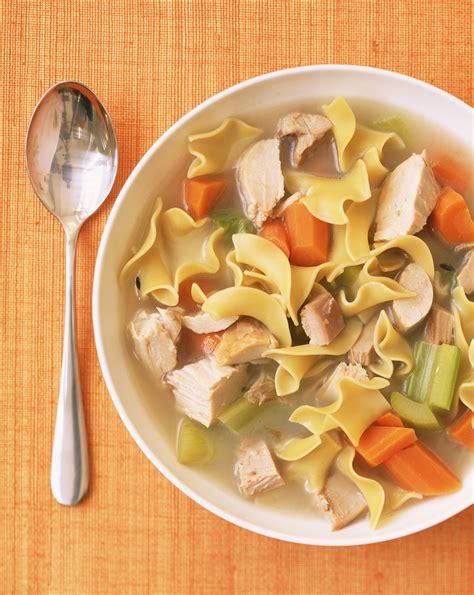 7g Herna heartburn friendly chicken noodle soup recipe