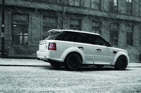kahn land rover 2010 range rover sport by project kahn news tuning